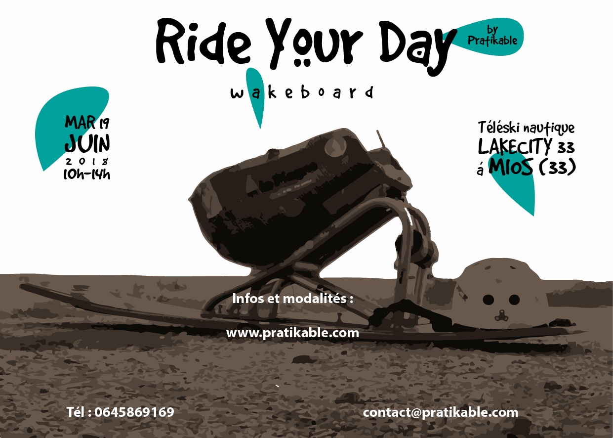 Ride Your Day #1